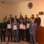 Consegna dei Certificati ISO 14001