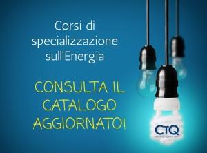 Corsi di specializzazionesull'Energia