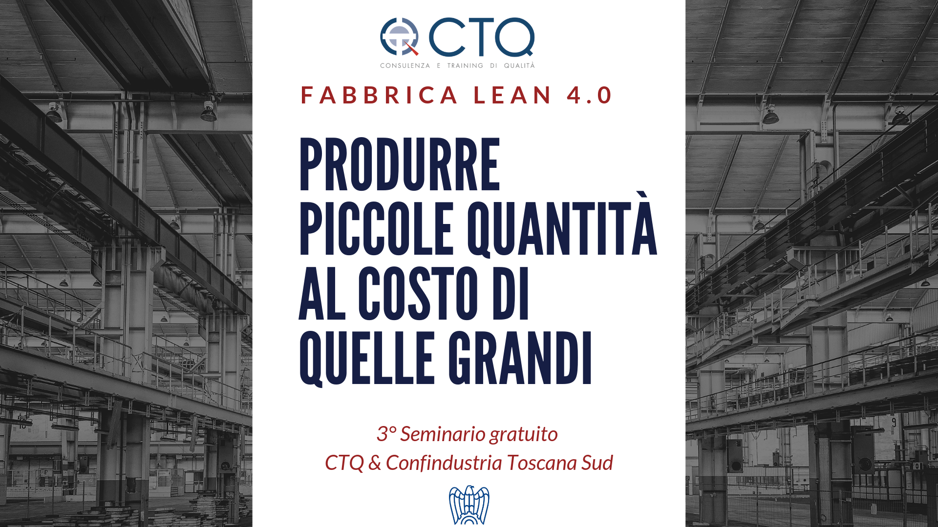 lean manufacturing tecnica smed gestione cambi