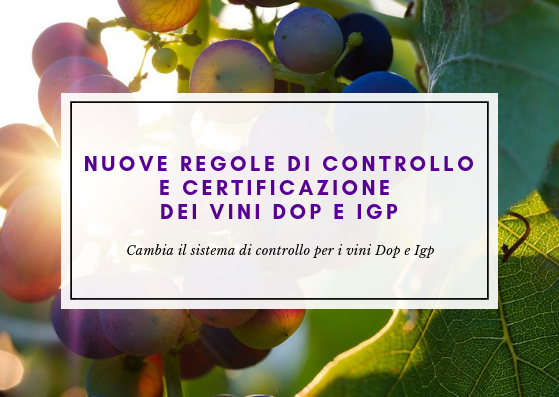 nuovo sistema di controllo vini doc e igp
